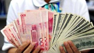 中国连续3个月再抛售美债28亿美元 日本增持370亿