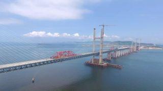 """中国这座刚完工的工程 被英媒评为""""世界级挑战"""""""