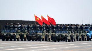 """中国政府发表《新时代的中国国防》白皮书 严厉震慑""""台独"""""""