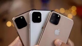 """苹果被曝将推3款iPhone11:配3个""""浴霸式""""摄像头"""