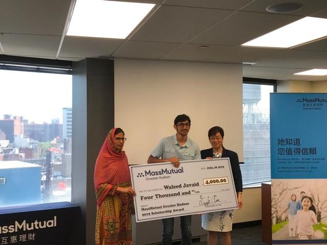 MassMutual Greater Hudson祝贺其2019年奖学金获奖者_图1-5