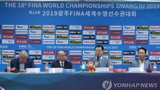 国际泳联:根据新规则,运动员如冒犯对手或观众可被剥夺奖牌
