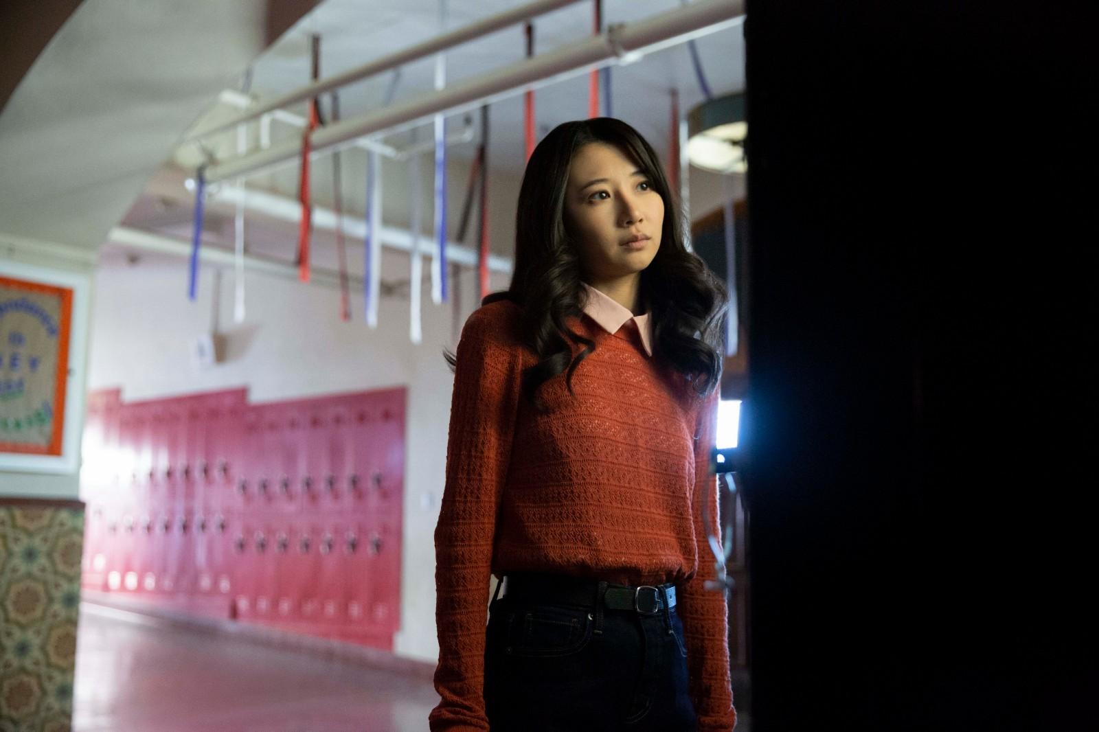 """华裔演员Annie Q.主演Hulu恐怖影集""""School Spirit"""" 8月2日正式上线_图1-1"""