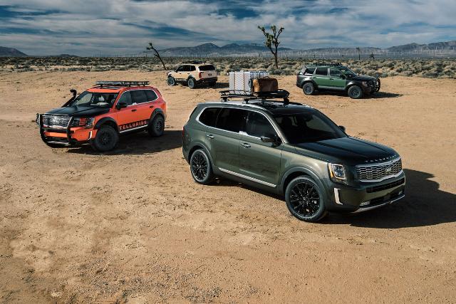KIA旗下多个车款热销 2019年7月销量超越去年同期纪录_图1-4