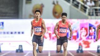 百米赛场再胜榜样苏炳添,谢震业期待世锦赛创200米历史