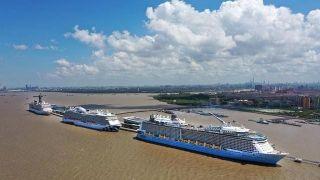 刷新亚洲纪录!上海吴淞口国际邮轮港单日出入境旅客超2.8万人次