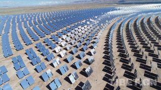 青海建成24小时连续发电的商运太阳能电站 系亚洲首例