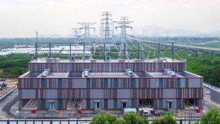 北京冬奥会配套电力工程西白庙220千伏变电站顺利投运