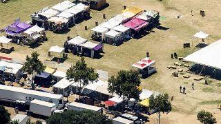 """当局对北加大蒜节展开国内恐怖主义调查 枪手""""目标清单""""被发现"""