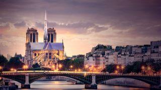 巴黎圣母院屋顶设计大赛结果出炉:中国建筑师方案获冠军