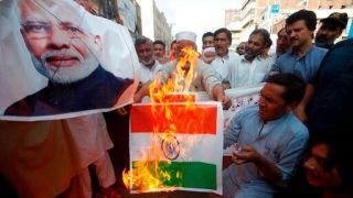 巴基斯坦降低与印度外交关系级别  中断双边贸易