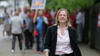 凯兹险胜卡邦 将代表民主党竞选纽约皇后区地方检察官