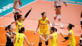 七连胜!中国女排3:0美国 赢下争冠关键战