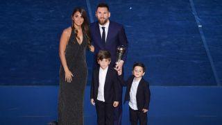 第六次加冕 梅西当选2019年世界足球先生