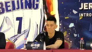 林书豪抵京 谈是否会成为归化球员:一直有考虑