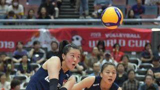 九连胜!中国女排3-1荷兰,距离世界杯夺冠又进一步