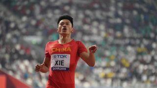 突破!谢震业历史性晋级田径世锦赛男子200米决赛