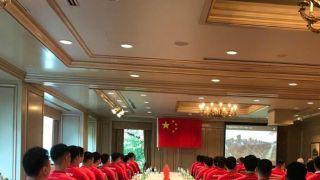 归化球员艾克森:以中国人身份庆国庆十分自豪