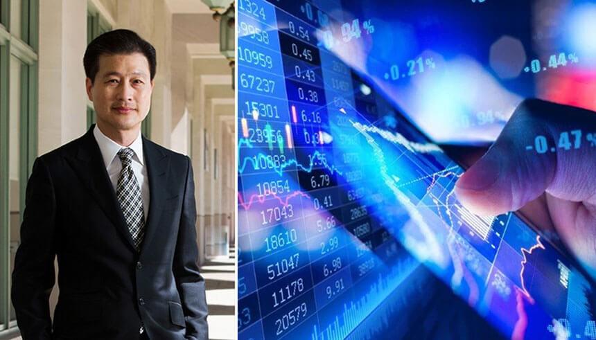 华美银行董事长吴建民撰文呼吁「让金融市场远离贸易战」_图1-1
