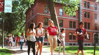 """最新全球大学排名出炉!来看看你的学校""""升值""""了没"""