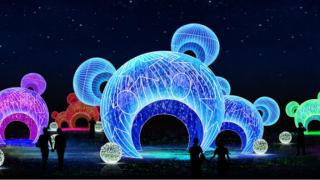 北美最大彩灯盛会Hello Panda Festival登陆纽约!7折早鸟票限时抢购中!