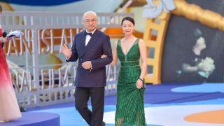 第二届海南岛国际电影节闭幕 陶虹江疏影霍思燕红毯争艳