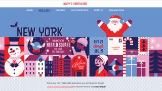 【收藏帖】圣诞老人都在哪里出现(纽约新泽西)
