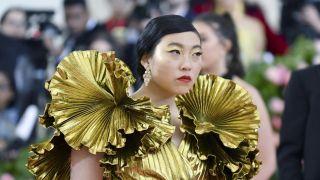 好莱坞众星齐聚比弗利希尔顿 谁是最美华裔面孔?