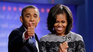 前第一夫人米歇尔奥巴马斩获格莱美大奖 夫妻曾三次获奖