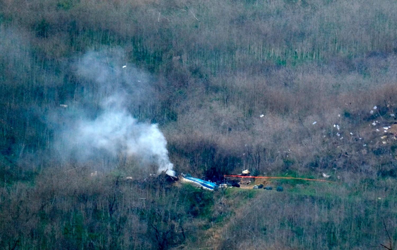 NTSB:坠毁前科比所乘直升机正在试图爬升