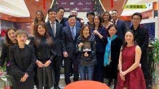 【视频】克拉名店举办37周年酬宾大抽奖活动