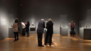 不受疫情影响 中国古代青铜礼器展休斯敦如期开幕