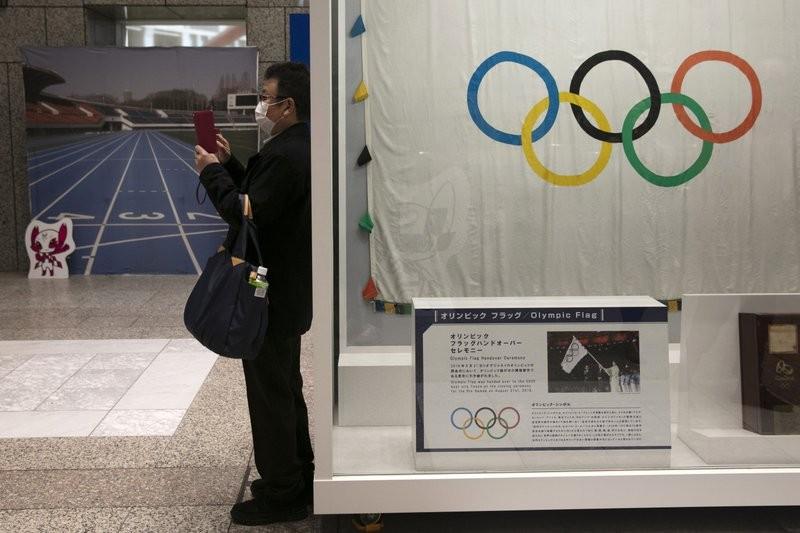 东京奥运推迟?日奥运大臣重申:决定权在国际奥委会_图1-1