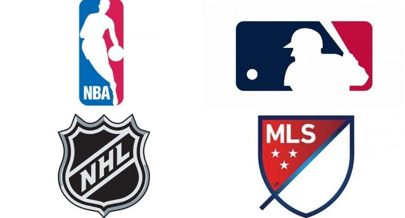 受困疫情 NHL、MLS、MLB宣布停摆 NCAA锦标赛取消_图1-1