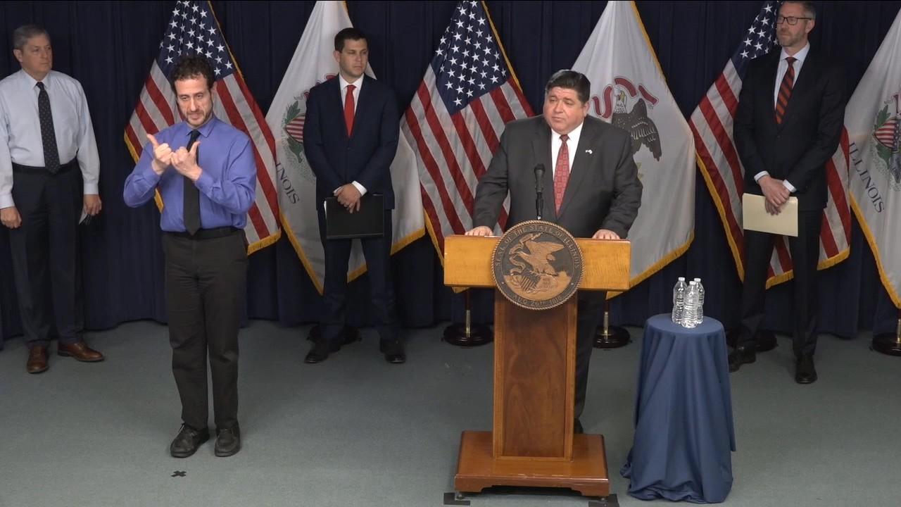 伊州长:不反对戴口罩 有证据表明它有效_图1-1
