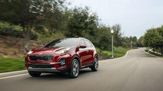 KIA起亚汽车美国公司宣布三月份销售量 Sportage SUV创最佳一季度销量