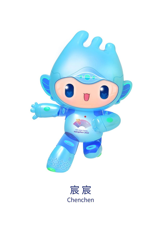 杭州亚运会吉祥物发布 形象源自三大世界遗产_图1-4