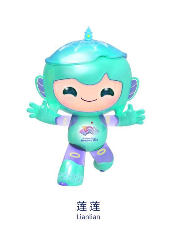 杭州亚运会吉祥物发布 形象源自三大世界遗产_图1-3