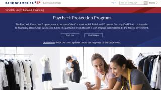 美国银行率先开通小企业贷款援助 速查申请条件材料