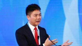 刘强东卸任京东法定代表人、执行董事