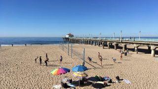 科学家警告:疫情期间 海滩可能是最危险的地方之一