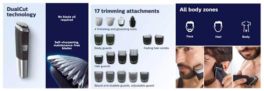 【宅家抗疫指南】畅销家庭用理发套装 轻松易学居家必备_图1-5