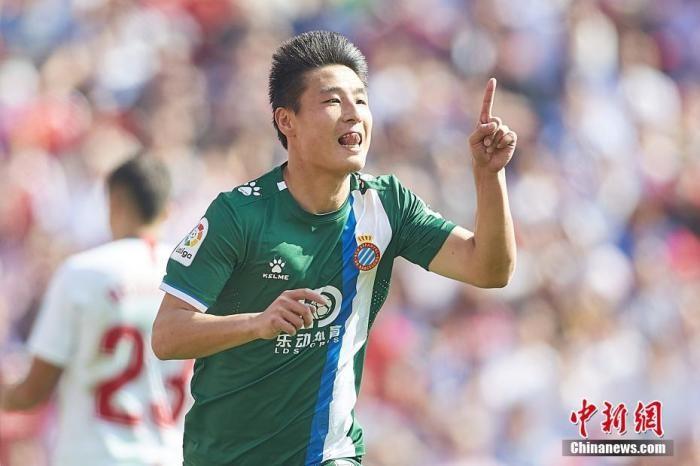 武磊新冠病毒检测转阴将参加训练 感谢中国球迷支持_图1-1