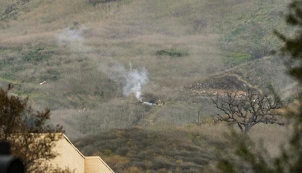 科比空难验尸报告:飞行员未酒驾药驾 事故为意外_图1-1