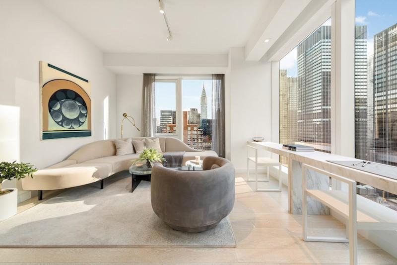 纽约曼哈顿使馆区的五星级住宅 物业费却极低?_图1-9