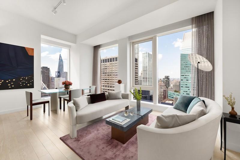 纽约曼哈顿使馆区的五星级住宅 物业费却极低?_图1-10