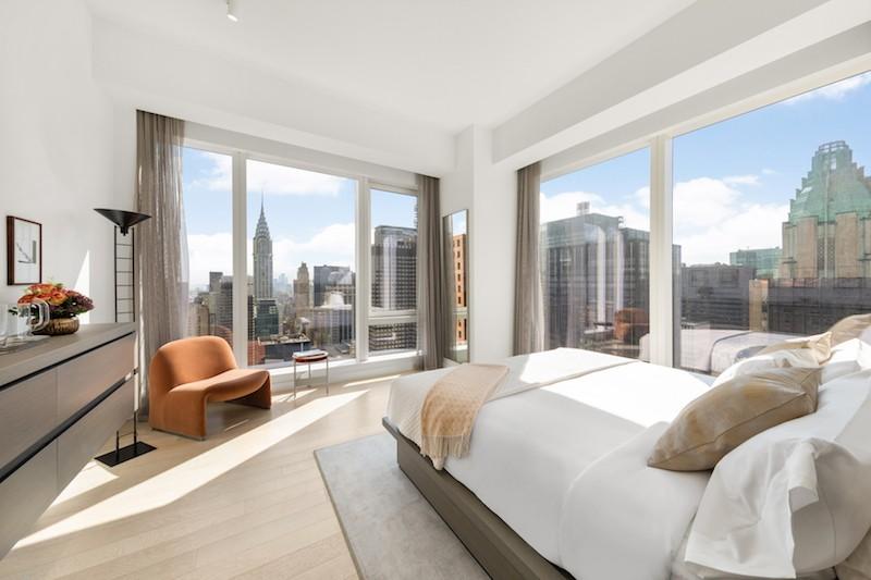 纽约曼哈顿使馆区的五星级住宅 物业费却极低?_图1-7