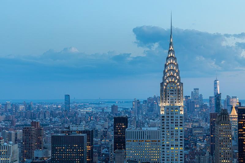 纽约曼哈顿使馆区的五星级住宅 物业费却极低?_图1-8