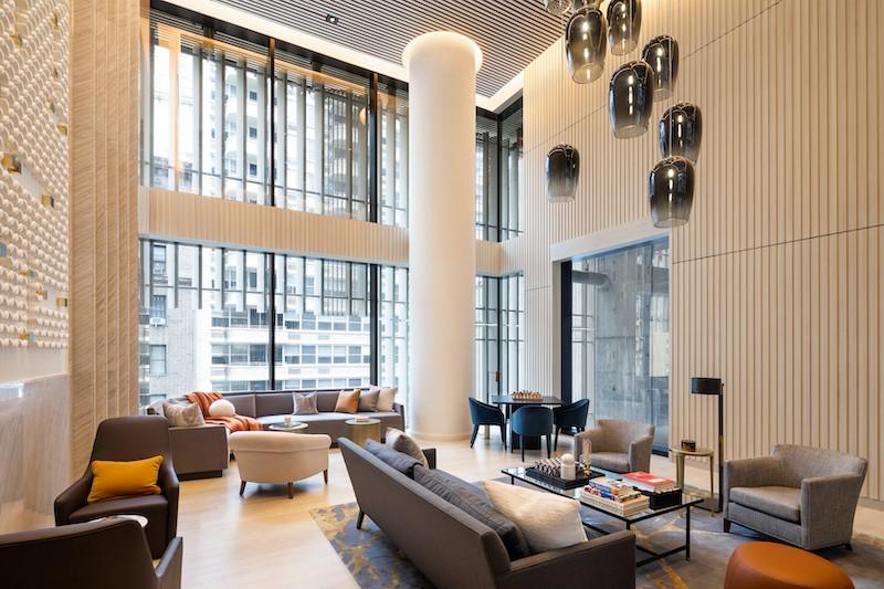 纽约曼哈顿使馆区的五星级住宅 物业费却极低?_图1-4