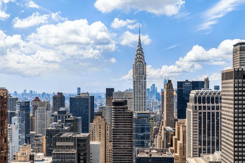纽约曼哈顿使馆区的五星级住宅 物业费却极低?_图1-1